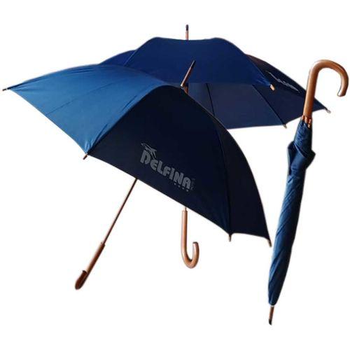 Ομπρέλα Βροχής – Μπλε – Delfina Hotel