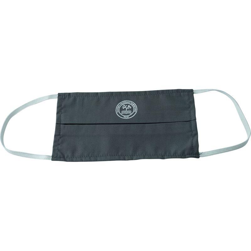 Υφασμάτινη Μάσκα Προστασίας Με Πιέτα με εκτύπωση (Μεταξοτυπία)