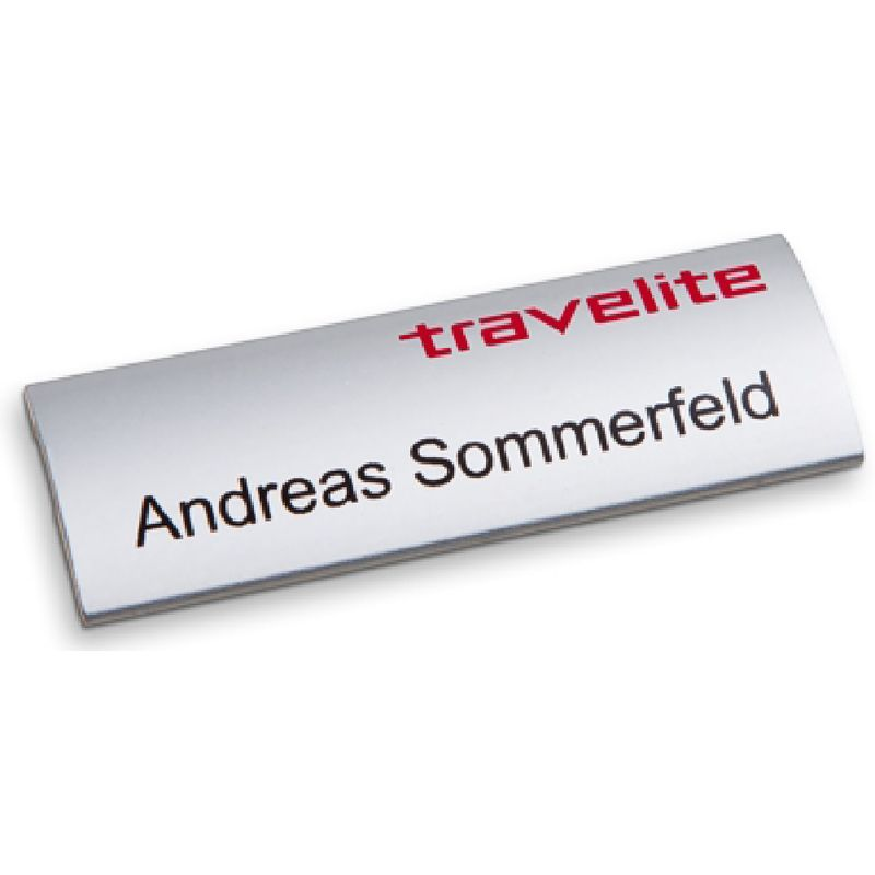 AluProfile Event | Comfort name tag