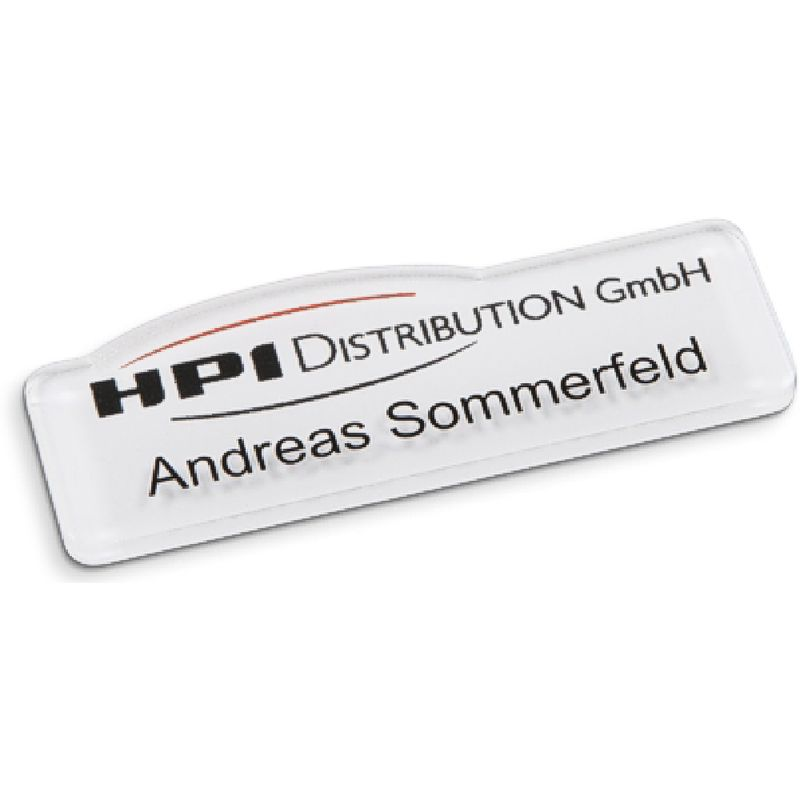 LaserContur | Sticker logo name tag