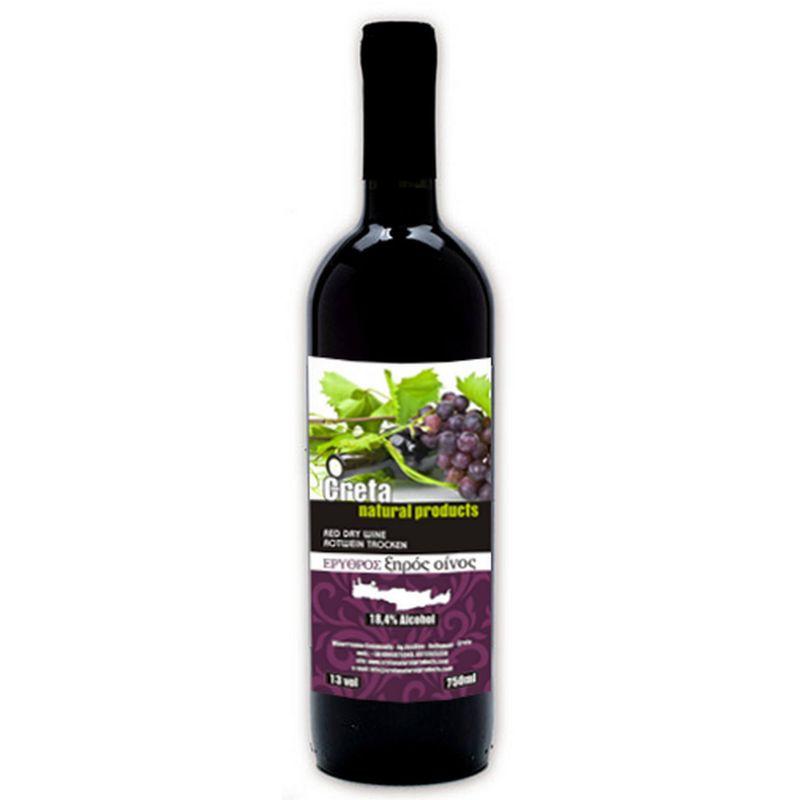 Κρασί με Eτικέτα Ούζο με Eτικέτα Νερό με Eτικέτα  - wow3542