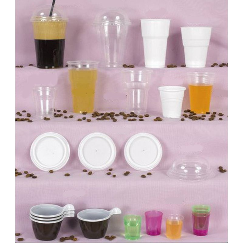 Ποτήρια Πλαστικά - plc3520