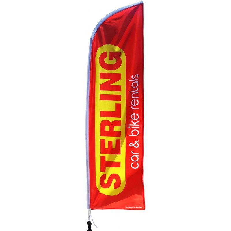 Zeppelin - Flying Banner - zfb1009