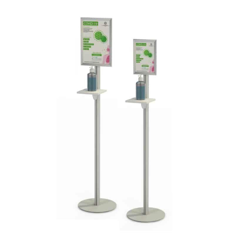 Stand για Dispenser - ev404