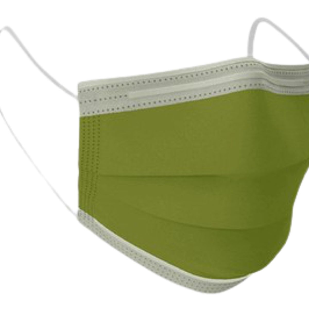 Μάσκα Χειρουργική μιας Χρήσης 3ply Πράσινη
