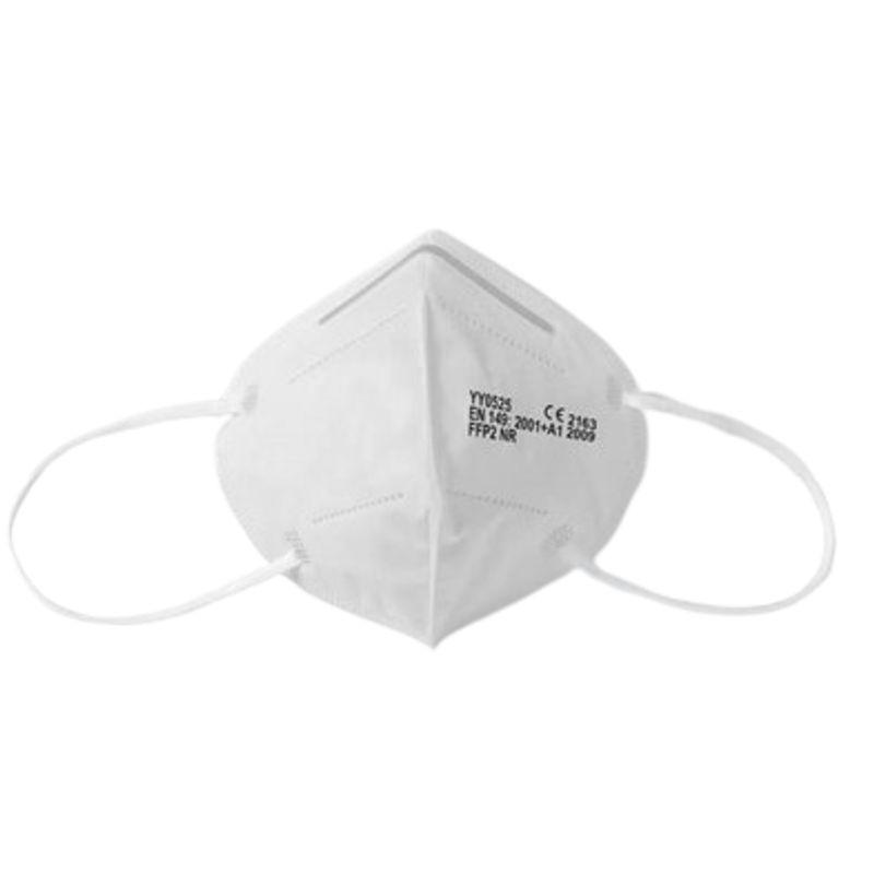 Μάσκα υψηλής προστασίας FFP2 Άσπρη