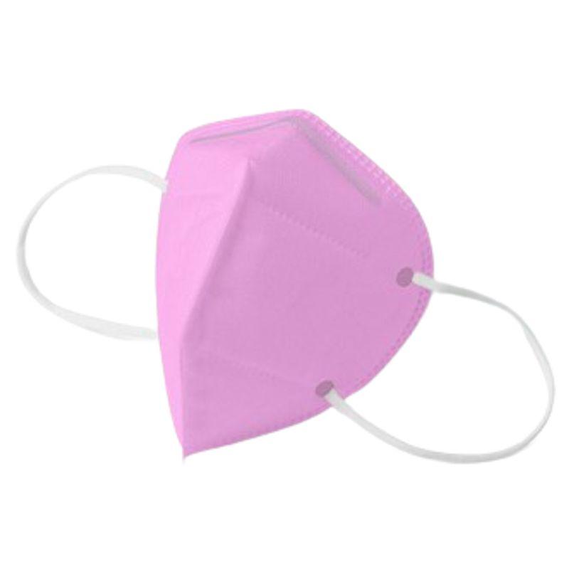 Μάσκα υψηλής προστασίας FFP2 Ροζ