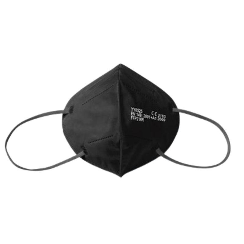 Μάσκα υψηλής προστασίας FFP2 Μαύρη