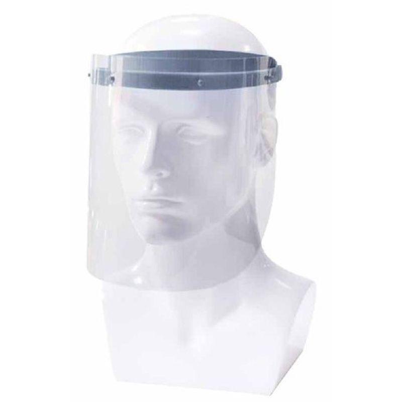 Αντιβακτηριακή Προσωπίδα Προστασίας Γκρι