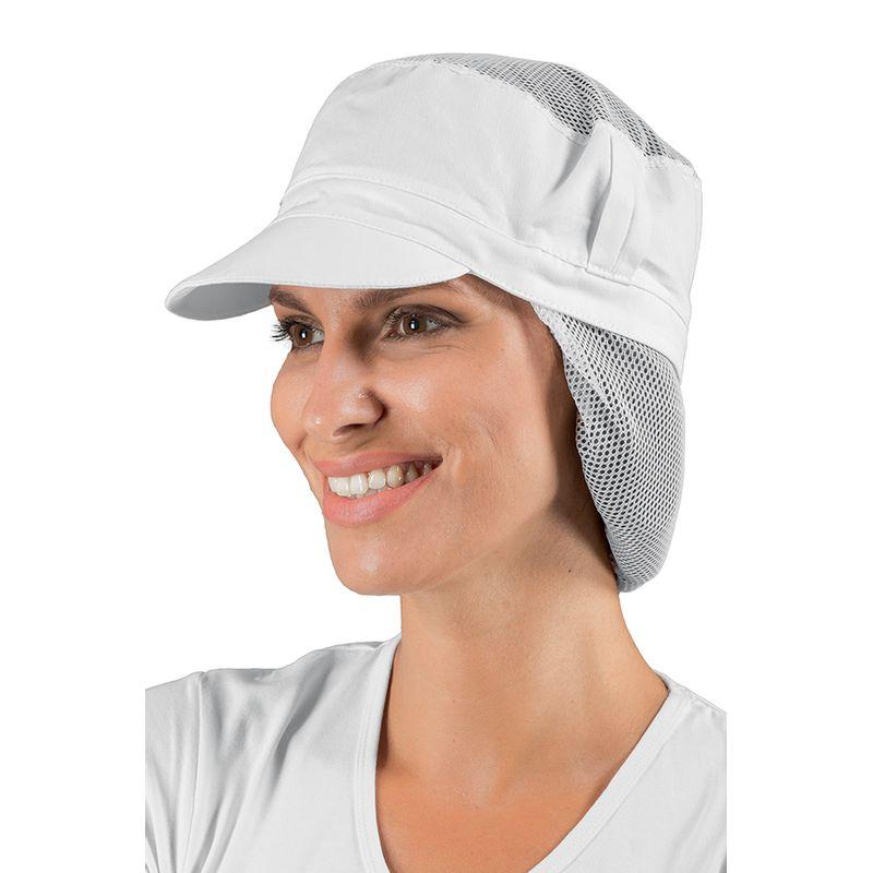 Καπέλο Κουζίνας Charly με Δίχτυ