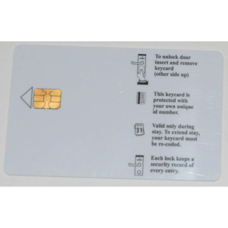 Smart Card (chip) - mcc3169