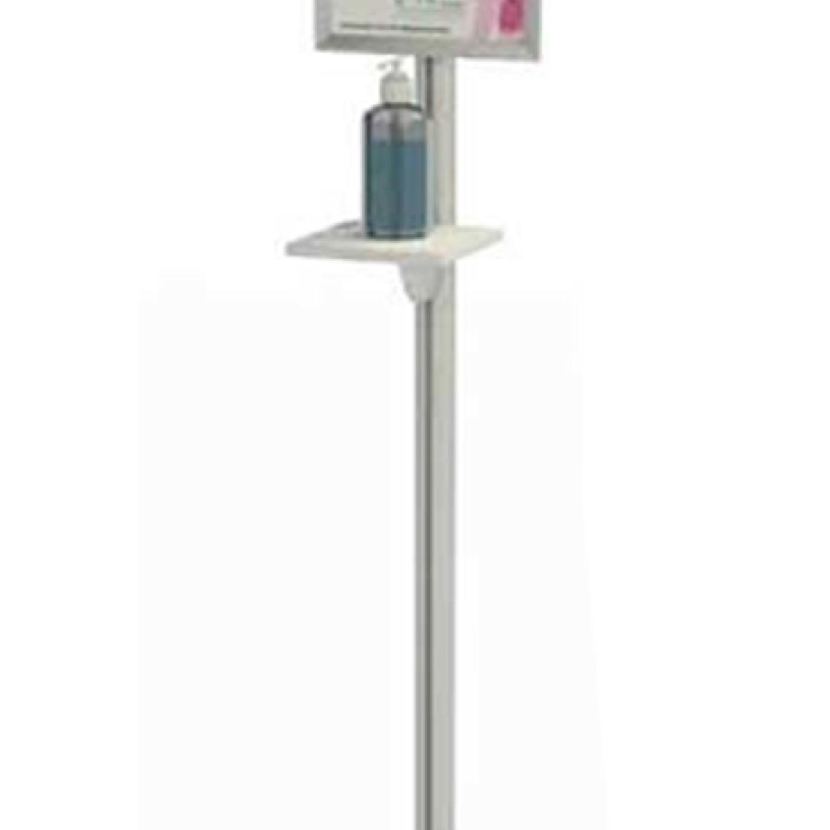 Σταντ για Dispenser με ενημερωτικό Α3