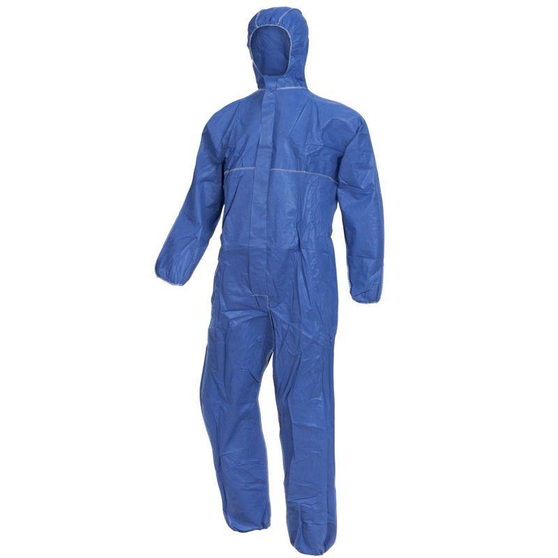 Επαναχρησιμοποιούμενη στολή Προστασίας (Μπλε)