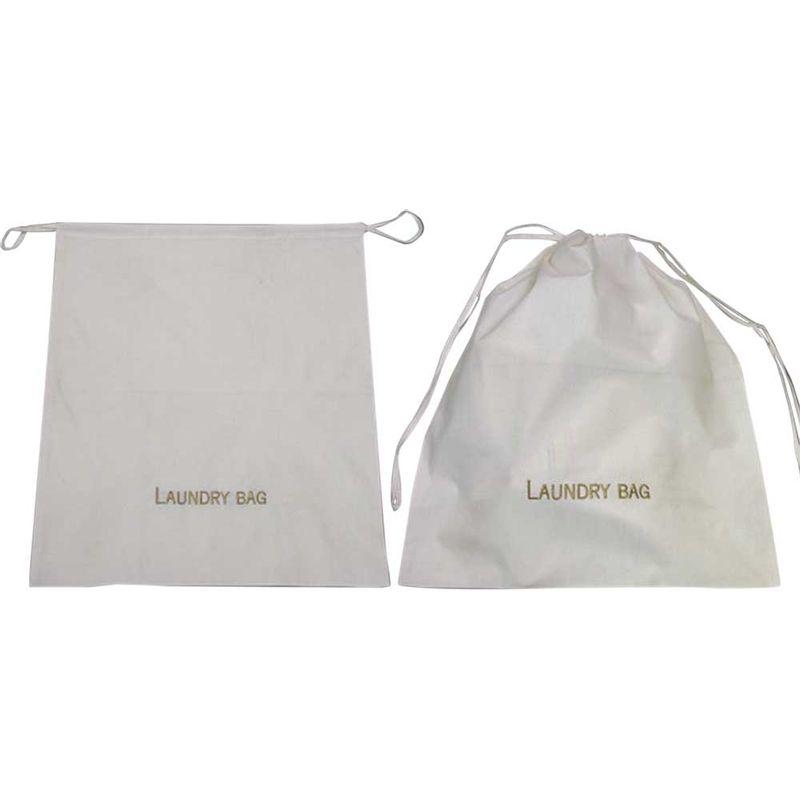 Laundry - Shoes - Hair Dryer Bags Βαμβακερές Αδιάβροχες